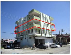 Mersin Tarsus Fevzi Çakmak Mahallesi'nde 221 m2 Daire