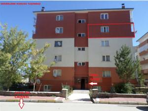 Erzurum Aziziye Saltuklu Mahallesi'nde 3+1 150 m2 Daire
