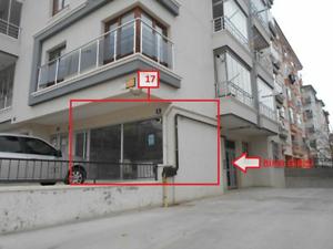 Ankara Altındağ Battalgazi Mahallesi'nde İskanlı 32 m2 Dükkan