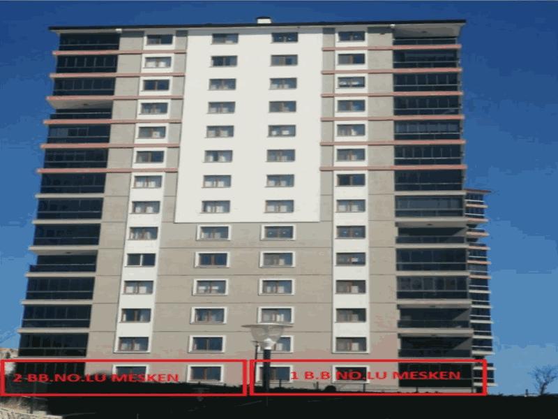 Ankara Yenimahalle Mebuskent Sitesi'nde 3+1 Daire