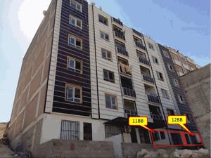 Şanlıurfa Eyyübiye Direkli Mahallesi'nde 60 m2 Daire (832)
