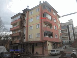 Burdur Gölhisar Çeşme Mahallesi'nde 3+1 133 m2 Daire (1389)