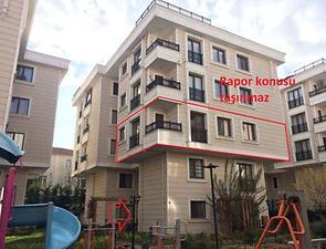 İstanbul Sancaktepe Kasr-ı İstanbul Sitesi'nde 95m2 3+1 Daire