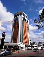 İstanbul Ataşehir Flora Rezidans'ta 55 m2 1+1 Daire