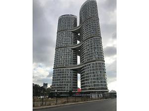 İstanbul Atasehir Dumankaya İkon 'da 6+1 Daire
