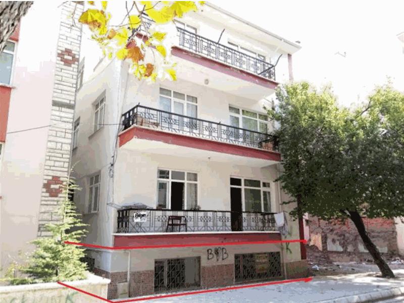 Ankara Polatlı Cumhuriyet Mahallesi'nde 3+1 Daire