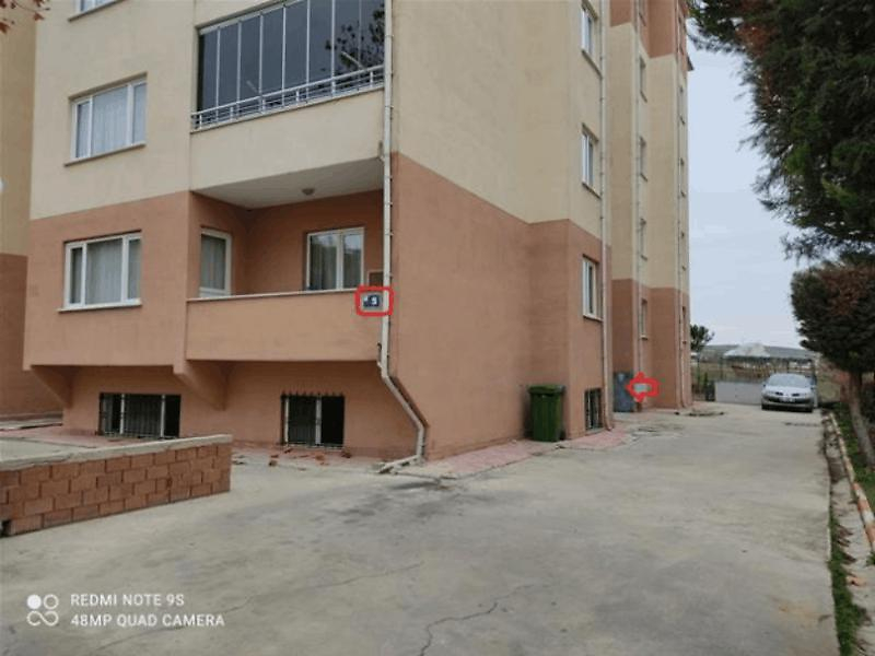 İstanbul Silivri Sancaktepe Mahallesi'nde 3+1 96 m2 Daire