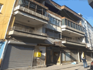 Samsun Bafra Cumhuriyet Mahallesi'nde 3+1 122 m2 Daire
