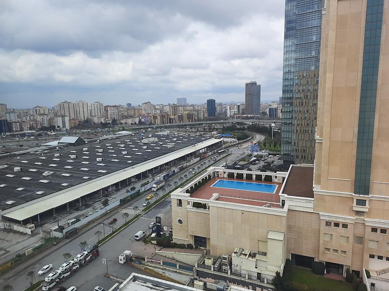 İstanbul Ataşehir Flora Rezidans'ta 60m2 1+1 Daire