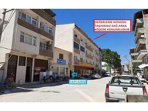 Balıkesir Kepsut Kasapzade Mahallesi'nde 2+1 84 m2 Daire