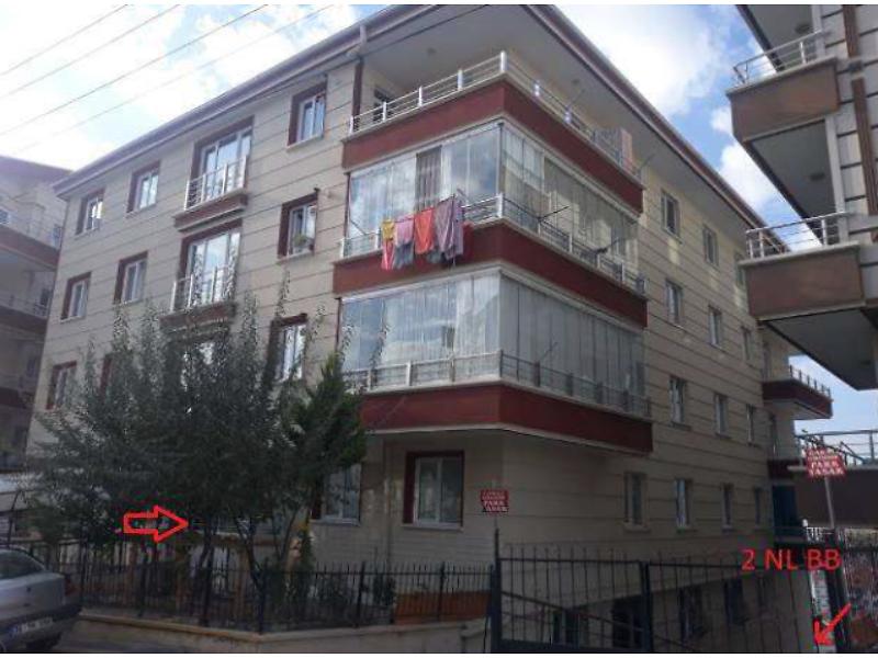 Ankara Mamak Yeşilbayır Mahallesinde 91m2 2+1 Daire