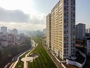 İstanbul Tuzla Lokum Evler'de 3+1 117 m2 Daire