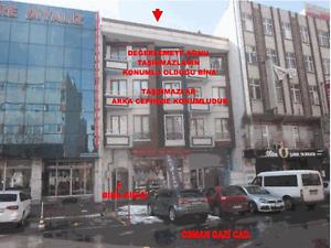 İstanbul Bağcılar Fevzi Çakmak Mahallesi'nde 3+1 Daire