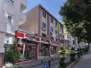 Antalya Manavgat Pazarcı Mahallesi'nde 63 m2 Ofis