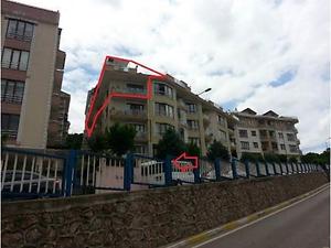 Kocaeli Karamürsel 4 Temmuz Mahallesi'nde 4+1 Dubleks Daire