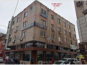 Osmaniye Merkez Çetinler İşhanı'nda İskanlı 55 m2 Dükkan