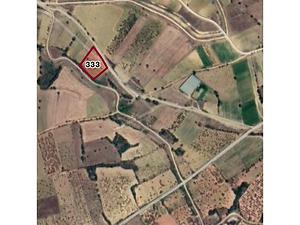 Bilecik Söğüt Geçitli Köyünde 3700 m2 Tarla