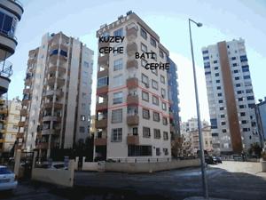 Adana Seyhan Bahçeşehir Mahallesi'nde 3+1 114 m2 Daire