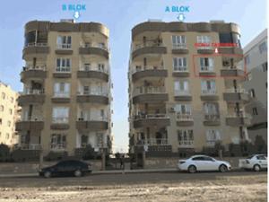 Şanlıurfa Viranşehir Yenişehir Mahallesi'nde 3+1 160 m2 İskanlı Daire