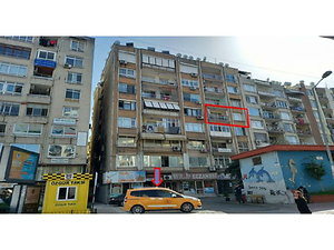 Mersin Akdeniz Kiremithane Mahallesi'nde 3+1 112 m2 Daire
