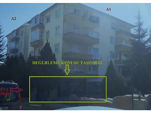 Ankara Sincan Andiçen Mahallesi'nde 156 m2 Dükkan
