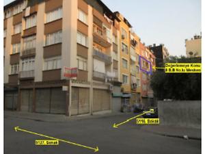 Mersin Akdeniz Mesudiye Mahallesi'nde 3+1 113 m2 Daire