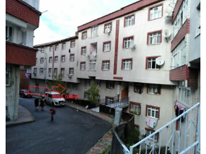 İstanbul Gaziosmanpaşa Karadeniz Mahallesi'nde 4+2 108 m2 Ters Dubleks Daire