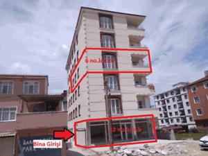 Tekirdağ Çerkezköy Kızılpınar Mahallesi'nde 102 m2 Daire