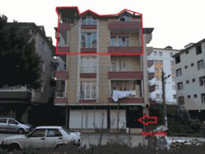 Ordu Ünye Atatürk Mahallesi'nde 6+2 210 m2 Dubleks Mesken