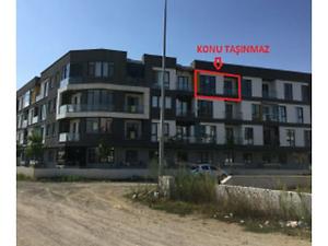 Düzce Merkez Çavuşlar Mahallesi'nde 1+1 60 m2 Daire