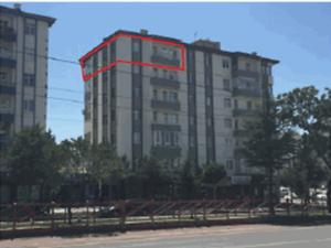 Kayseri Talas Atatürk Bulvarı Halit Bey Sitesi'nde 3+1 155 m2 İskanlı Daire