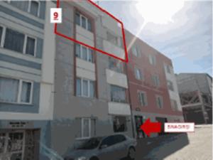 Eskişehir Odunpazarı Emek Mahallesi'nde 5+1 162 m2 Dubleks Mesken