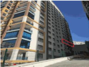 Ankara Mamak Durali Alıç Mahallesi Kardelen Sitesi'nde 3+1 110 m2 Daire