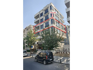 Şanlıurfa Haliliye Veysel Karani Mahallesi'nde 4+1 175 m2 Daire