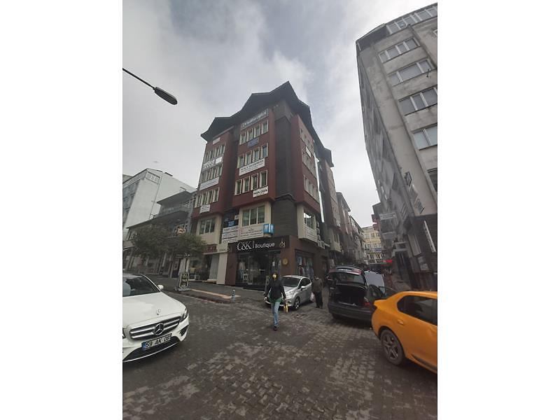 Tekirdağ Süleymanpaşa Ertuğrul Mahallesi'nde 63 m2 İskanlı Ofis
