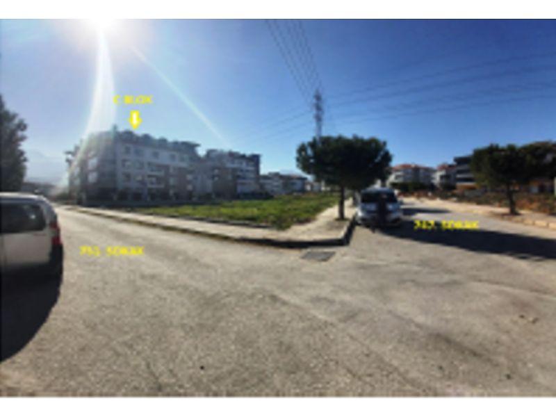 Denizli Merkezefendi Selçukbey Mahallesi'nde 3+1 165 m2 Dubleks Daire