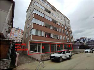 Tekirdağ Çerkezköy Kızılpınar Atatürk Mahallesi'nde 52 m2 Dükkan