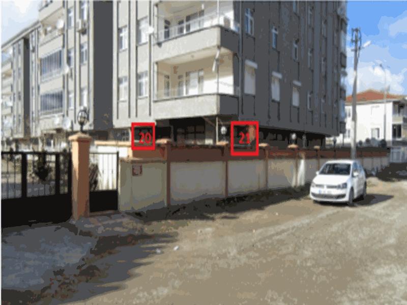Sakarya Karasu Aziziye Mahallesi'nde 50 m2 İskanlı Dükkan