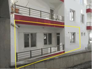 Ankara Keçiören Yükseltepe Mahallesi'nde 2+1 92 m2 Daire