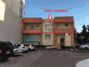 Osmaniye Merkez M. Fevzi Çakmak Mahallesi'nde 1+1 163 m2 Daire