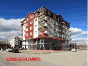 Ankara Kahramankazan Satıkadın Mahallesi'nde 335 m2 Asma Katlı Depolu Dükkan