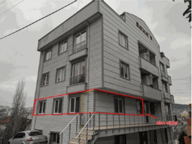 Kocaeli Gebze Mimar Sinan Mahallesi'nde 2+1 63 m2 Daire