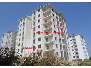 Tekirdağ Süleymanpaşa Panoroma Evleri'nde Natamam 3+1 115 m2 Daire