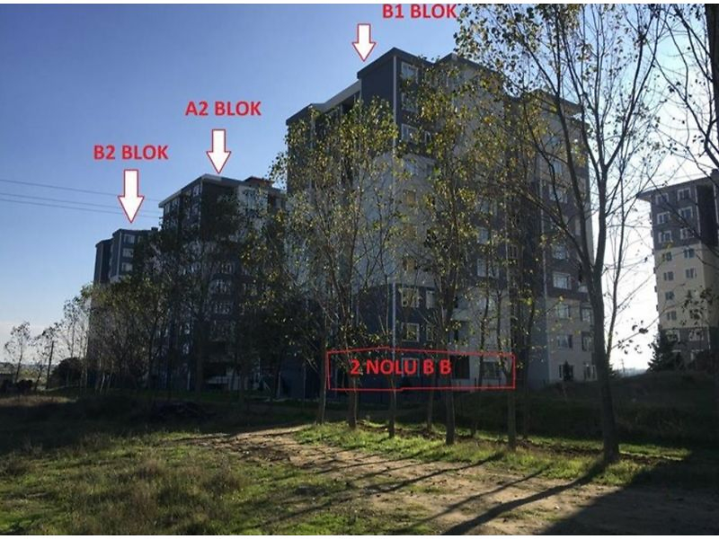 Tekirdağ Saray Aziziye Mahallesi'nde 3+1 117 m2 Daire