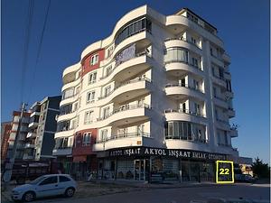 Konya Selçuklu Alemdar Caddesi'ne Cepheli 42 m2 Dükkan