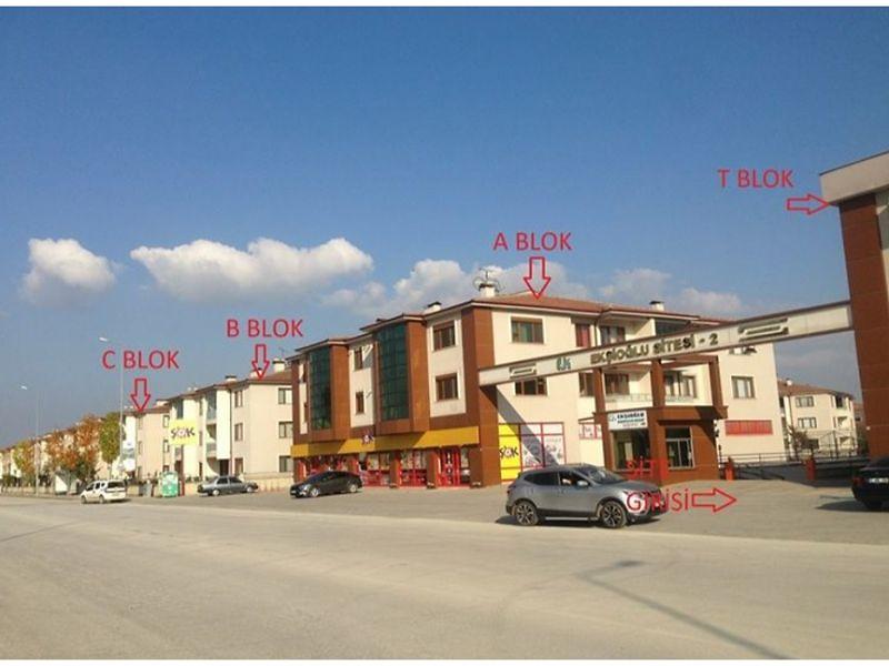 Düzce Merkez Karacahacımusa Mahallesi'nde 2+1 114 m2 Daire