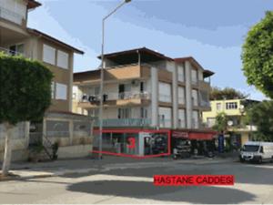 Antalya Manavgat Sarılar Mahallesi'nde 69 m2 İskanlı Depolu Dükkan