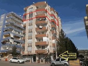 Şanlıurfa Haliliye Ertuğrul Gazi Mahallesi'nde 4+1 183 m2 Daire