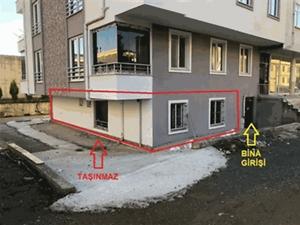 Ordu Altınordu Durugöl Mahallesi'nde 2+1 85 m2 Natamam Daire