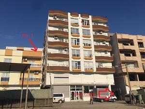 Şırnak Cizre Cudi Mahallesi'nde 3+1 120 m2 Daire